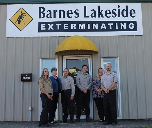 The Barnes Lakeside Team